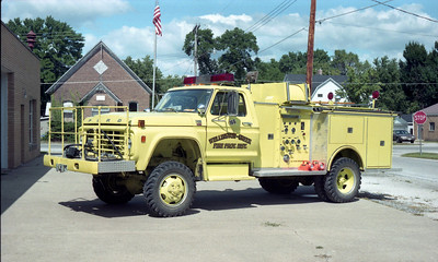 WELLINGTON-GREER ENGINE 166  FORD F800 4X4 - JOHN BEAN