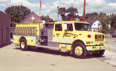WELLINGTON - GREER  ENGINE 164  IHC 4900 - PIERCE