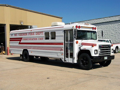 Mt  Vernon Communications Bus    John Fijal photo