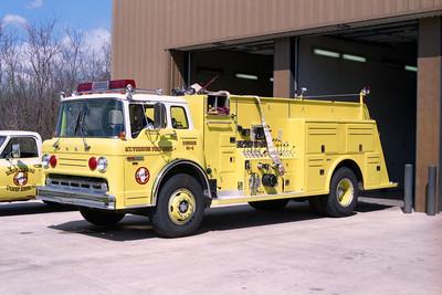 MT VERNON FD  ENGINE M-4