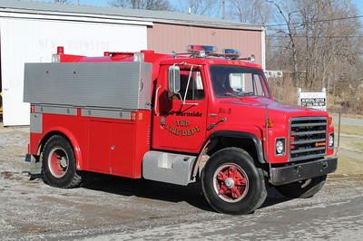 New Burnside IL TANKER 3  1981 IHC S - SHREFFLER TRUCK EQUIPMENT  200-1800    FRANK WEGLOSKI PHOTO