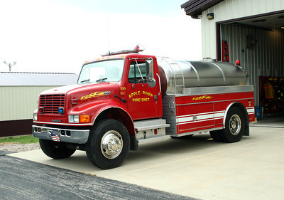 APPLE RIVER TANKER 320