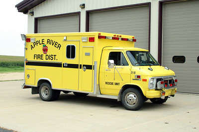 APPLE RIVER  RESCUE 316