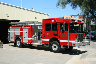 ELIZABETH FPD ENGINE 711