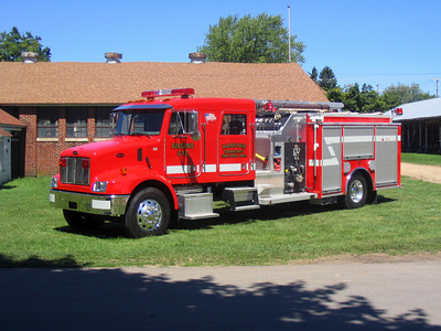 HANOVER FPD ENGINE 610