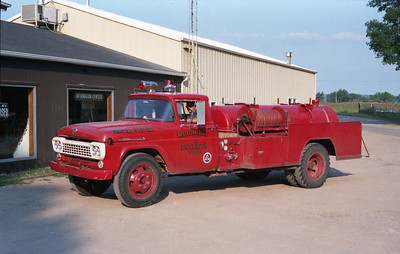 MENOMINEE  ENGINE 5   1957 FORD F - SMITH   250-1500