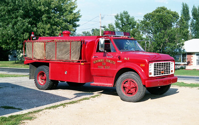 MENOMINEE  TANKER 5  1973  GMC - RECOIL MFG  0-1800