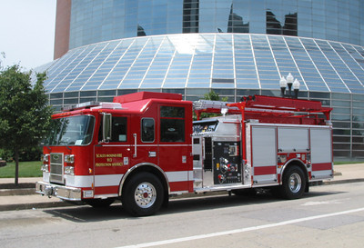 Scales Mound FPD Pierce Saber pumper