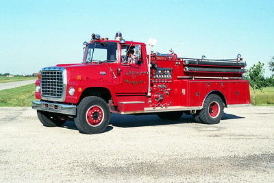 AROMA FPD  ENGINE 57   1973  FORD L800 - ALEXIS   750-750