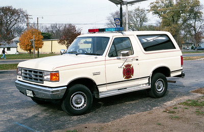 AROMA FPD  CAR 56   1989 FORD BRONCO