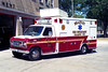 BRADLEY  AMBULANCE 40  1991 FORD E-350 - ROAD RESCUE  #3105   2