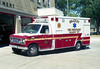BRADLEY  AMBULANCE 40  1991 FORD E-350 - ROAD RESCUE  #3105