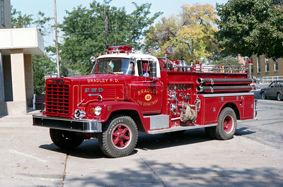 BRADLEY  ENGINE 48   1968 FWD 750-500