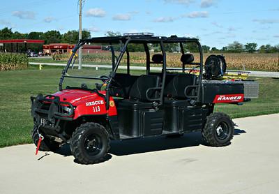 GRANT PARK RESCUE 113  ATV