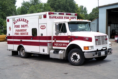 KANKAKEE  SQUAD 1  IHC 4700 - ROAD RESCUE