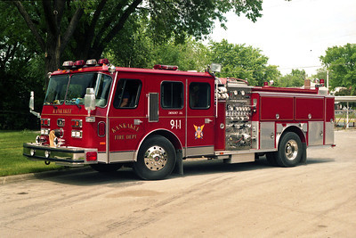 KANKAKEE ENGINE  E-ONE