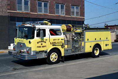 KANKAKEE ENGINE 3  MACK CF