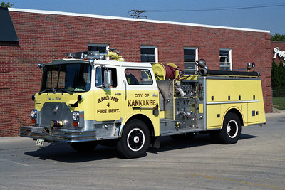 KANKAKEE ENGINE 4  MACK CF