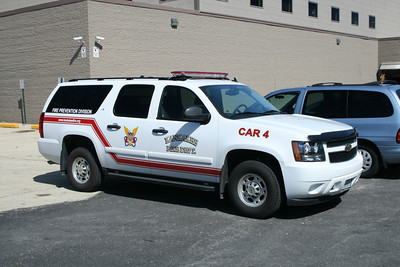 KANKAKEE FD  CAR 4