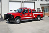 KANKAKEE TOWNSHIP  BRUSH 88  2008 FORD F-350 4X4 - FIRST ATTACK  60-225