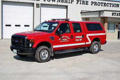 KANKAKEE TOWNSHIP  COMMAND 80   2008 FORD F-250  4X4