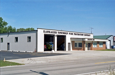 KANKAKEE TOWNSHIP STATION 1  (AFTER REHAB)