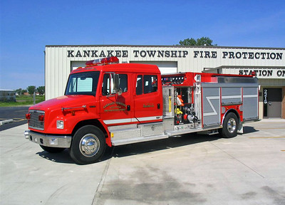 KANKAKEE TOWNSHIP  ENGINE 84   2002 FREIGHTLINER FL-80 - SIMON  1500-1000-20F