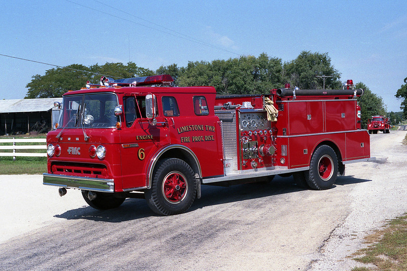 LIMESTONE FPD ENGINE 6 FORD C