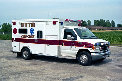 OTTO  RESCUE 31  2002 FORD E-350 - ROAD RESCUE