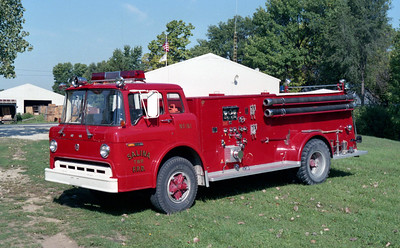 SALINA  ENGINE 161  FORD C - ALEXIS