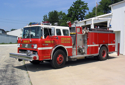 SALINA TOWNSHIP ENGINE FORD C