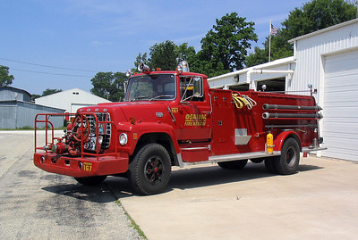 SALINA TOWNSHIP ENGINE