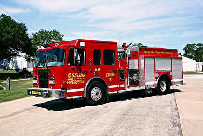 SALINA ENGINE 161