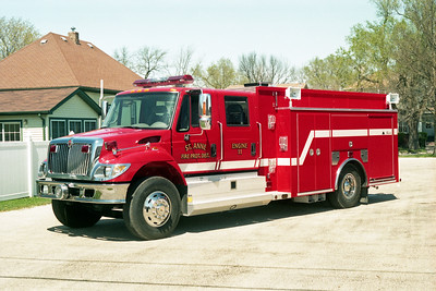 ST ANNE ENGINE 11  2003 IHC 7400 -   ALEXIS  1000-1500   #1854