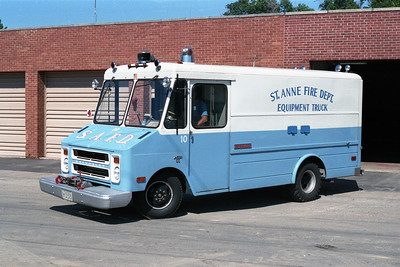 ST ANNE  RESCUE 10   1967 CHEVY STEPVAN 30