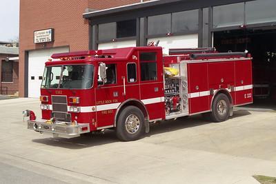 LITTLE ROCK FOX ENGINE 332
