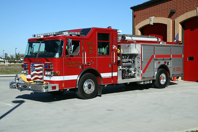 LITTLE ROCK FOX FPD  ENGINE 323