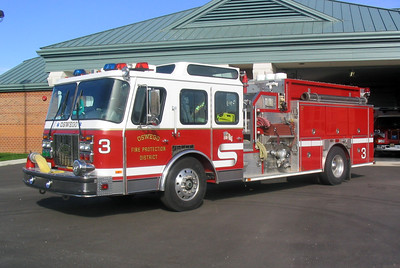 OSWEGO  ENGINE 3  E-ONE CYCLONE II