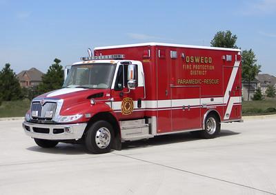 Oswego FPD Medic-1 2009 IHC-Horton