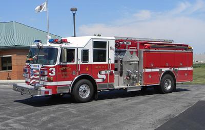 Oswego FPD Eng-3 2006 Pierce Enforcer