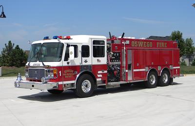 Oswego FPD Tender-1 2001 Amer LaFrance-Becker