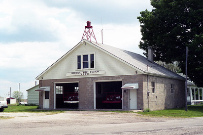 ABINGDON FPD  - BERWICK STATION