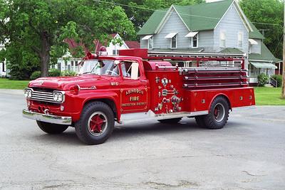 ABINGDON FPD  ENGINE 5  1959  FORD F - ALEXIS   500-1000