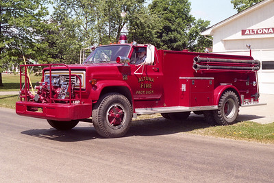 ALTONA FPD  ENGINE 2  1976  CHEVY C65 - ALEXIS   750-1000