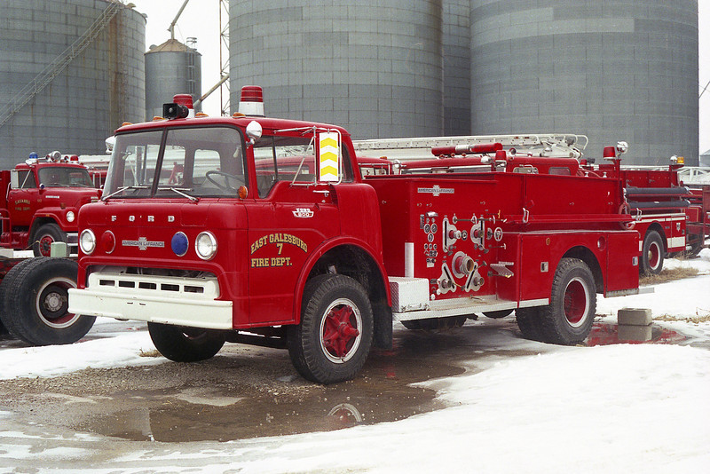 EAST GALESBURG  FD  ENGINE 7