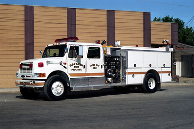 ENGINE 1212  IHC 4900 - PIERCE
