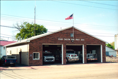 ELBA-SALEM FPD STATION