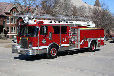 GALESBURG ENGINE 54