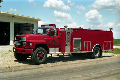 TANKER   FORD F800 - ALEXIS