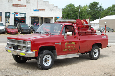 MAQUON FPD   BRUSH 1834  1982 CHEVY-ALEXIS  100-225  X-KNOXVILLE FPD